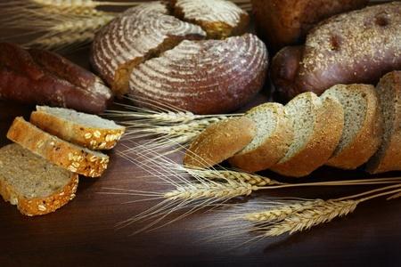 chleba a obilí